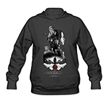 buy M07H Men'S Sweater The Hunger Games Mockingjay Part 2 Poster Black Size Xl