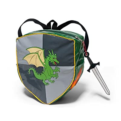 Kidorable Knight Backpack Bag