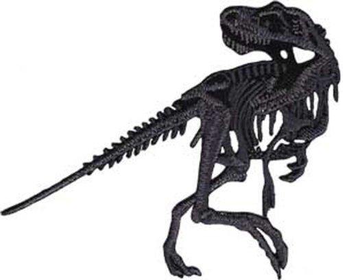Application T-Rex Skeleton Patch