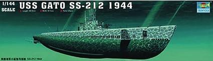 Sous-marin USS SS-212 Gato 1944