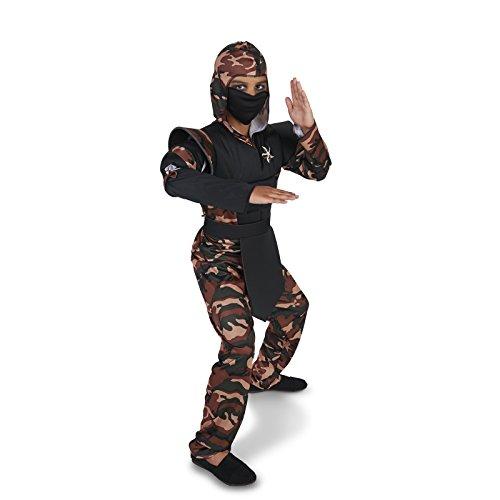 Camo  (Childrens Camouflage Ninja Costumes)