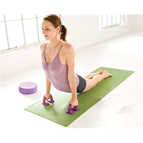 417qJX1KzKL. SL500 AA280  Gaiam Yoga For Weight Loss Kit