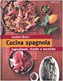 img - for Cucina spagnola book / textbook / text book