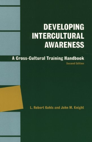 Developing Intercultural Awareness: A Cross-Cultural...