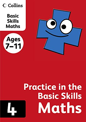 Collins Practice in the Basic Skills - Maths Book 4