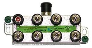 Directv 8-Way Wide Band Splitter for SWM LNB