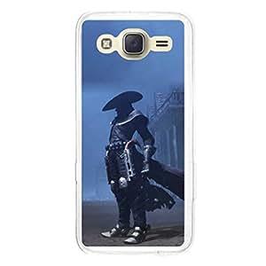 a AND b Designer Printed Mobile Back Cover / Back Case For Samsung Galaxy J5 (SG_J5_1078)