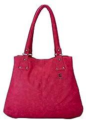 Evookey Women's Shoulder Bag ( Pink)