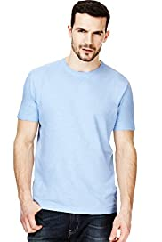 North Coast Pure Cotton Slub T-Shirt