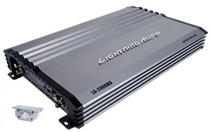 Lightning audio lA - 2000MD canaux