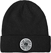 Spitfire Ring Of Fire Beanie - Black