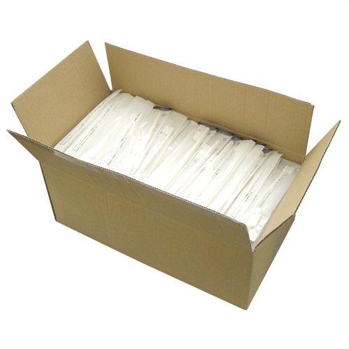 歯ブラシセット チューブ歯磨き粉 付き 個包装タイプ ホワイト 250本