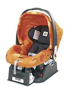 Peg Perego Primo Viaggio SIP Infant Car Seat in Revi Orange