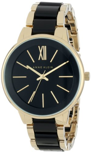anne-klein-womens-ak-1412bkgb-gold-tone-and-black-dress-watch