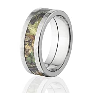 mossy oak camo rings camouflage wedding bands new
