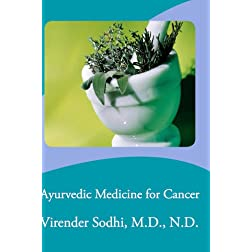 Ayurvedic Medicine for Cancer