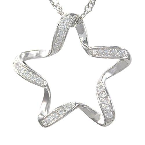 collar-con-colgante-de-plata-de-ley-make-a-wish-lucky-star