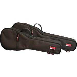 Gator Padded Gig Bag for Tenor and Baritone Ukuleles