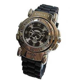 バロックワークス×ワンピース ログポース型腕時計
