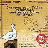 echange, troc Carlo Bondi & Xavier Michel - Chansons Pour Filles Et Garçons Sorties Des Boîtes En Carton
