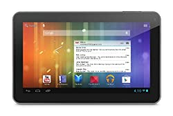 Ematic EGS102GR XL Multi-Touch Tablet (WiFi), Grey