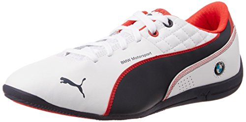 Puma-Unisex-BMW-MS-Drift-Cat-6-NM-White-and-Bmw-Team-Blue-Sneakers-6-UK