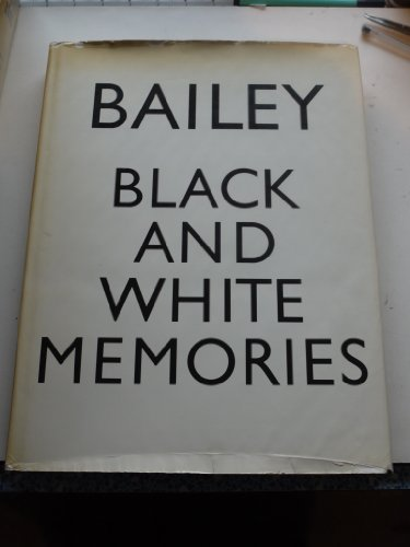 Black and White Memories: Photographs, 1948-1969