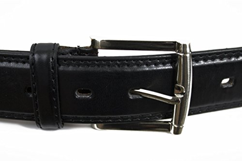 BIG & TALL - Men's Leather Belt, size 54 - 56
