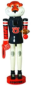 14 NCAA Auburn Tigers Football Mascot Decorative Wooden