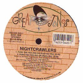 nightcrawlers push the feeling on