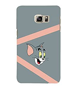 printtech Tom & Jerry Back Case Cover for Samsung Galaxy S4::Samsung Galaxy S4 i9500