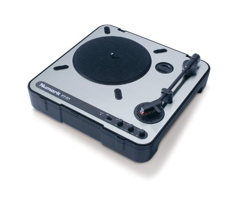 Why Choose Numark PT01USB Turntable