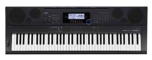 Casio Wk6500 76 Key Touch Sensitive Workstation Keyboard