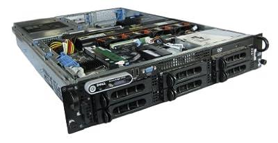 Dell PowerEdge 2950 III Gen 3 Server 2x2.66GHz E5430 Quad Core 32GB 6x1TB PERC 6i 1PS
