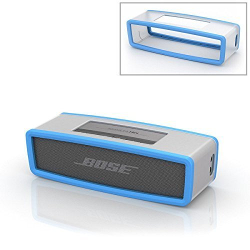 blu-morbida-protettivo-custodia-borsa-cover-box-silicone-carry-case-bag-per-bose-soundlink-mini-blue