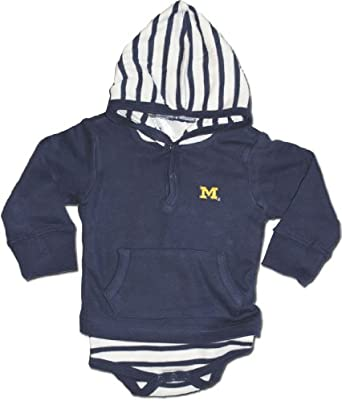 Amazon Striped Hooded Creeper Michigan Wolverines