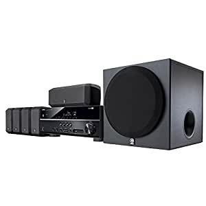 Yamaha YHT-3920UBL 5.1-Channel Home Theater in a