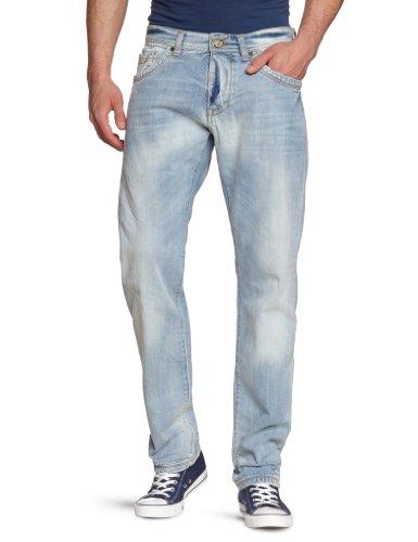 Freeman T.Porter - Jeans, straight, uomo, blu (Blau (F0269-32 sputy L32)), 50 IT (36W/34L)