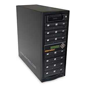 Aleratec 260153 1:7 DVD/CD Copy Tower Pro HS Duplicator