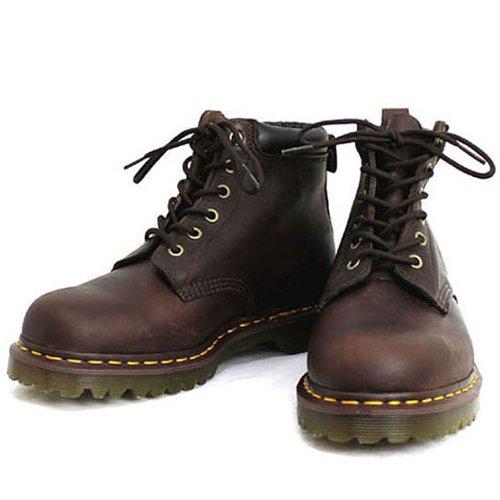 Amazon.co.jp: (ドクターマーチン) Dr.Martens BEN 6EYE BOOTS 6ホールブーツ ガウチョ クレイジーホース: シューズ&バッグ:通販