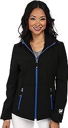 Nautica Women's Hooded Softshell Jacket