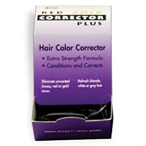 Ardell Hair Color Corrector Red And Gold