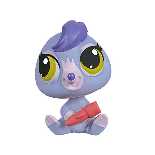 Littlest Pet Shop Get The Pets Single Pack Laura Moleson Doll - 1