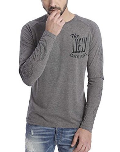 Jack & Jones Men's Casual Printed Tshirts