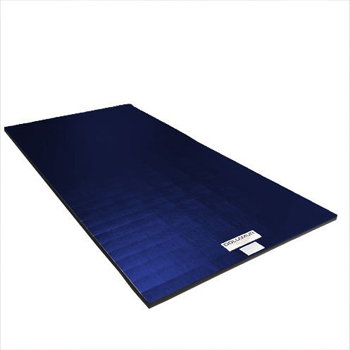 Dollamur Flexi-Roll Wrestling Mat (Navy Blue) (Wrestling Mats Resilite compare prices)