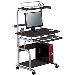 Techly ICA-TB 7800BK scrivania per computer
