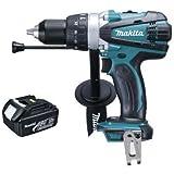 Makita BHP458 BL1830 18V LXT 2-Speed Combi Drill