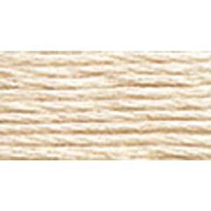 DMC 117-ECRU 6 Strand Embroidery Cotton Floss, Ecru, 8.7-Yard