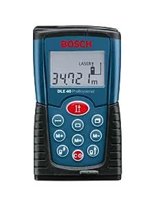 Bosch DLE 40 Laser Rangefinder (Blue)