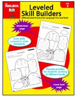 Leveled Skill Builders Gr 3 - 1